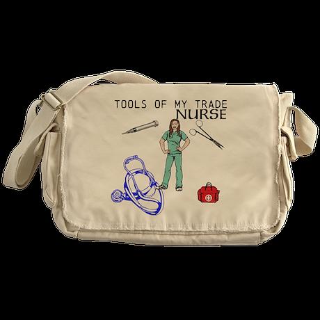 Nurse Tools Messenger Bag