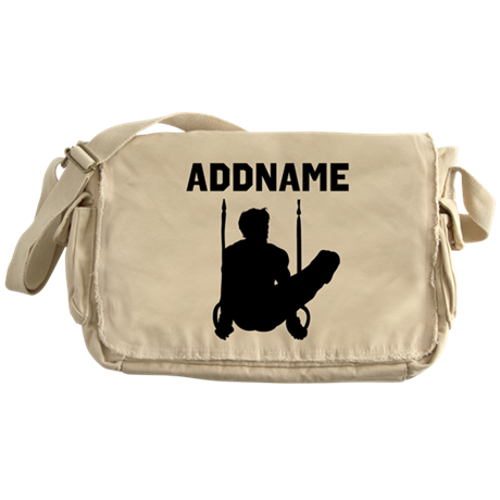 GYMNAST POWER Messenger Bag