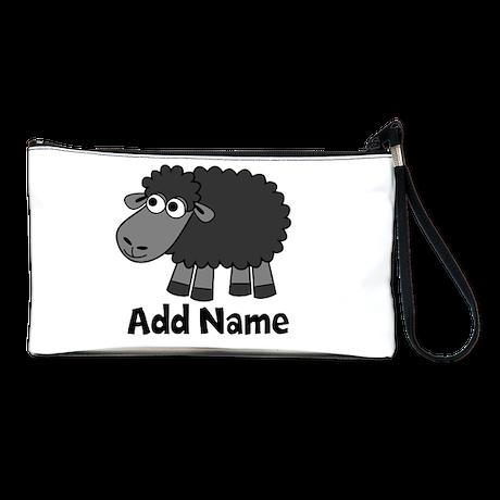 Add Name - Farm Animals Clutch Bag