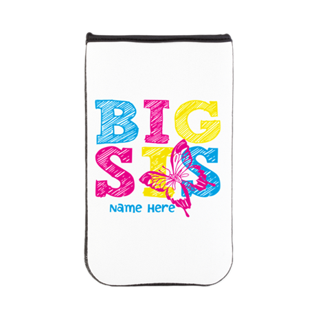 Butterfly Big Sis Kindle Sleeve