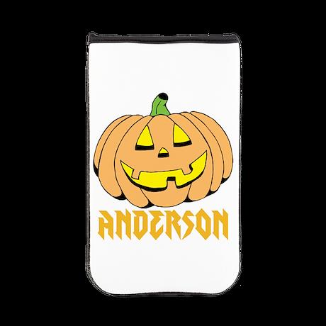 Personalized Halloween Kindle Sleeve