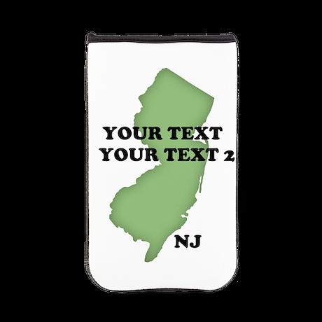 NJ YOUR TEXT Kindle Sleeve