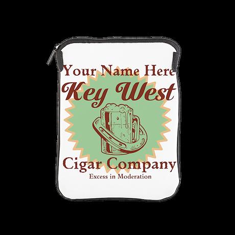Key West Cigar Company iPad Sleeve