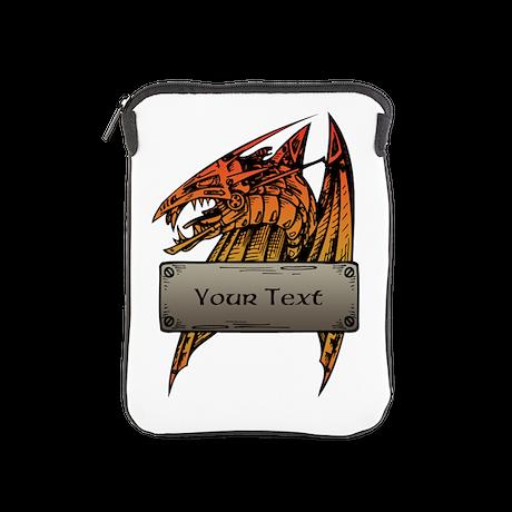 Dragon iPad Sleeve