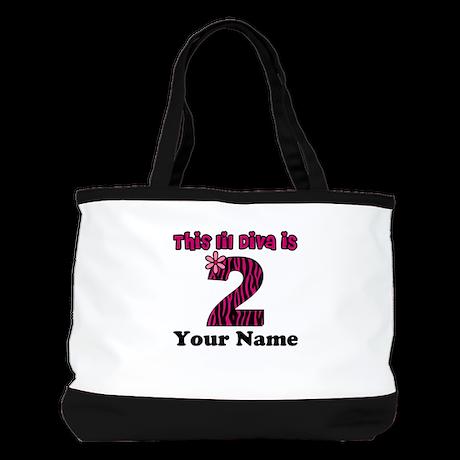 2nd Birthday Diva Shoulder Bag