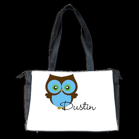 name owl diaper bag by tillysstuff. Black Bedroom Furniture Sets. Home Design Ideas