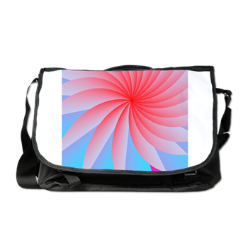 Passionately Pink! Messenger Bag