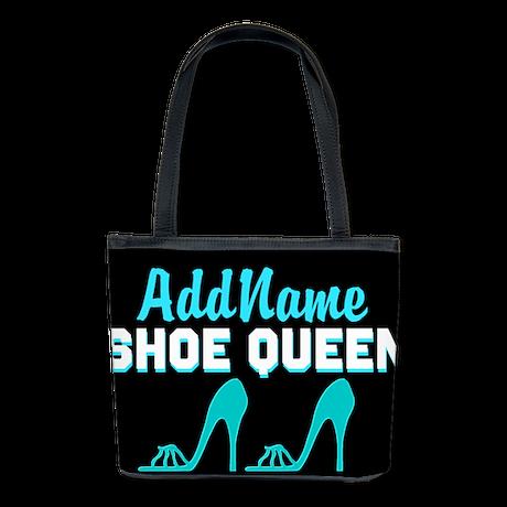 BLUE SHOES Bucket Bag