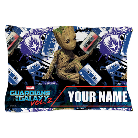 Gotg Groot Personalized Pillow Case