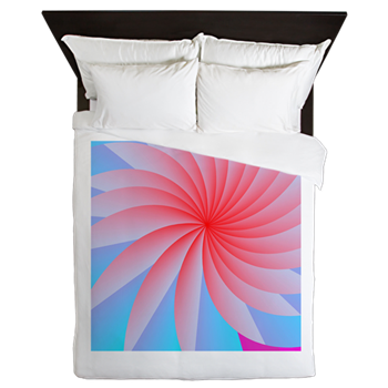 Passionately Pink! Queen Duvet
