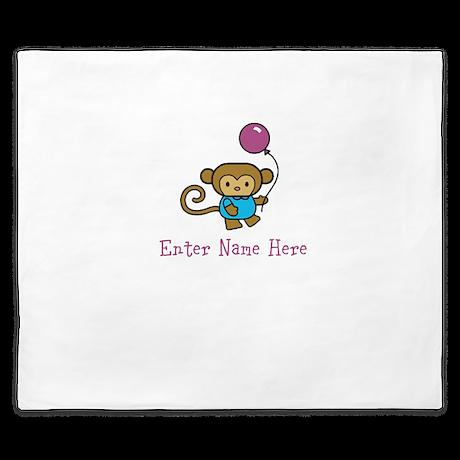 Personalized Monkey King Duvet