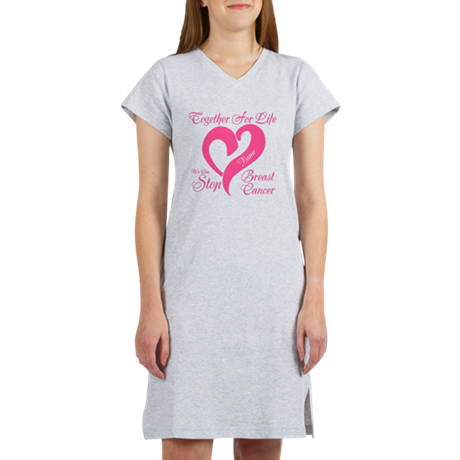 Personalize Front Women's Nightshirt