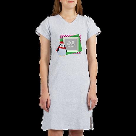 Personalized Christmas Women's Nightshirt