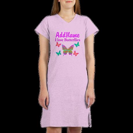 LOVE BUTTERFLIES Women's Nightshirt