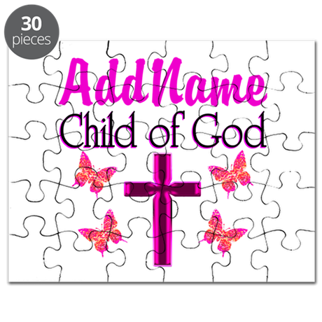 CHILD OF GOD Puzzle