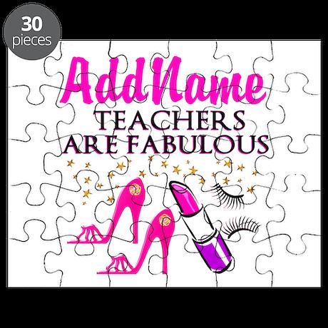 BEST TEACHER Puzzle