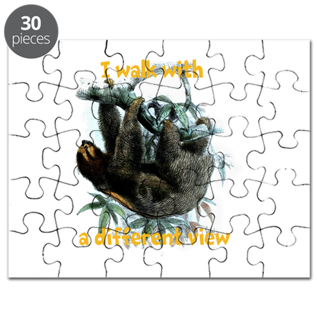 Another View Sloth Puzzle
