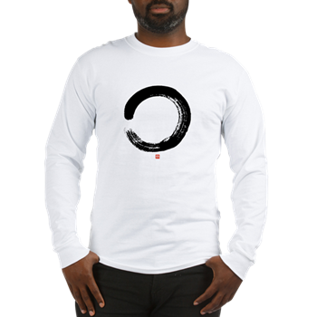 Zen Enso Circle Long Sleeve T-Shirt