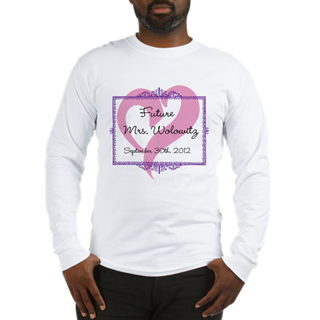 Future Mrs Long Sleeve T-Shirt