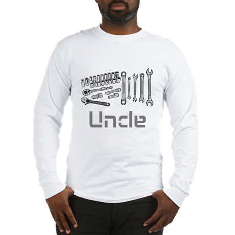 Uncle, Tools. Long Sleeve T-Shirt