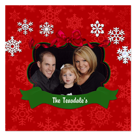 Christmas Photo Invitations