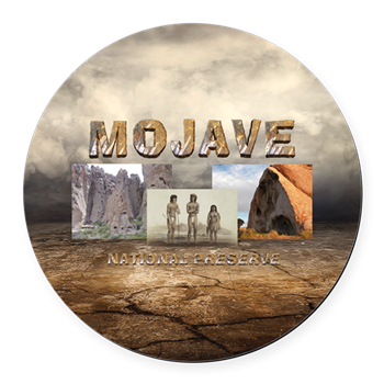 Mojave T-Shirts, Backpacks, and Souvenirs