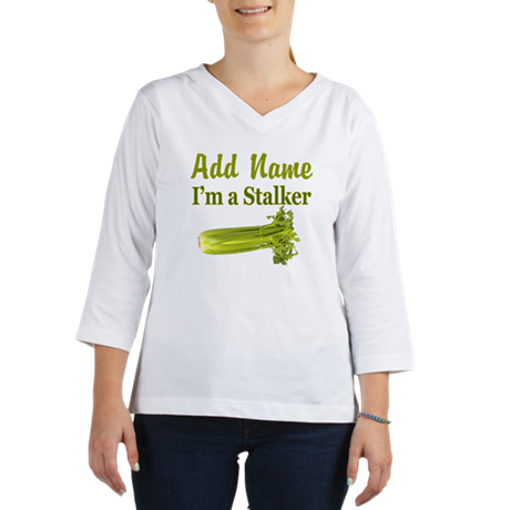 I LOVE CELERY 3/4 Sleeve T-shirt