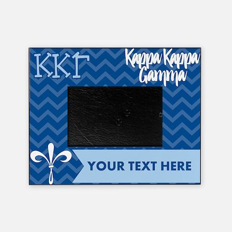 Kappa Kappa Gamma Personalized Picture Frame