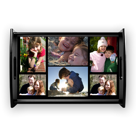 Personalized photo Tray (small)