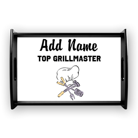 GRILLMASTER Small Serving Tray