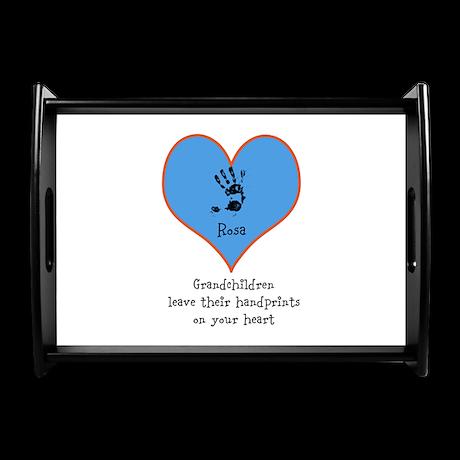 handprints on your heart - 1 grandchild Coffee Tra