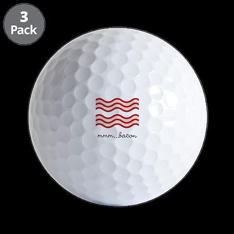 Bacon to Customize Golf Ball