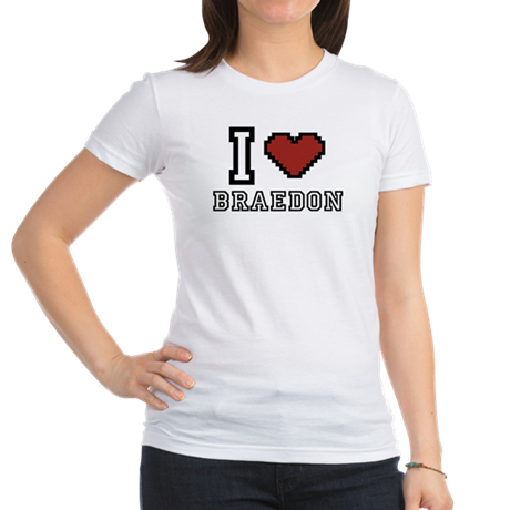 I 8-Bit-Heart T-Shirt
