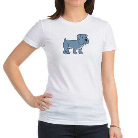 Cute Bulldog Jr. Jersey T-Shirt