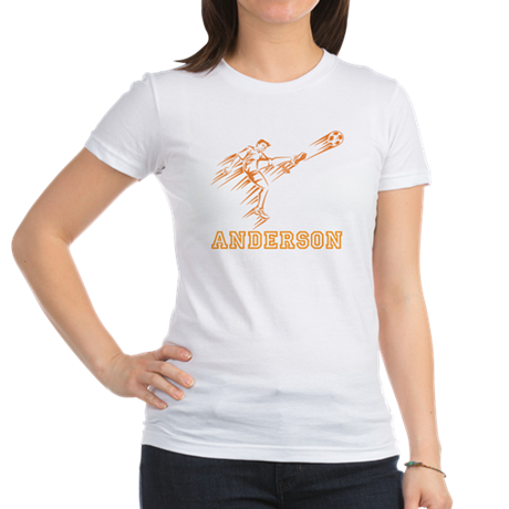 Personalized Soccer Jr. Jersey T-Shirt
