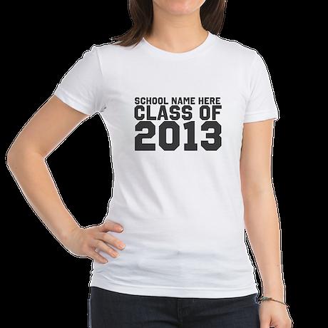 2013 Graduation Jr. Jersey T-Shirt