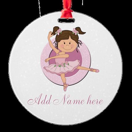 design Round Ornament