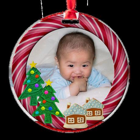 Add Your Picture Ornament