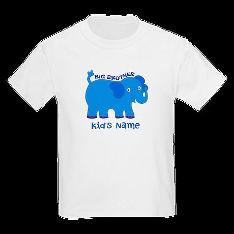 Editable Big Brother T-Shirt