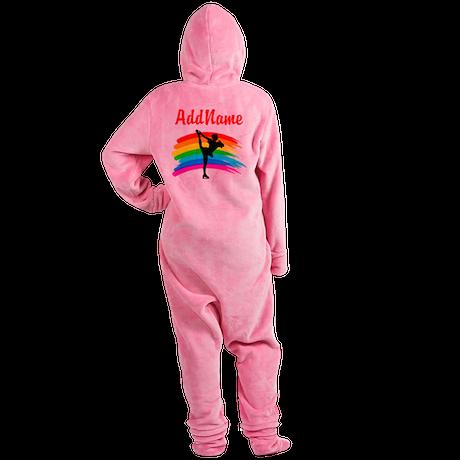 TERRIFIC SKATER Footed Pajamas