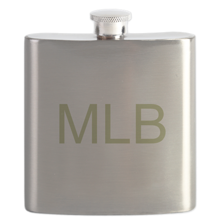 Monogram Flasks