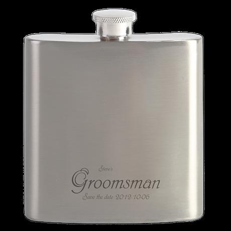 Flask_groomsman