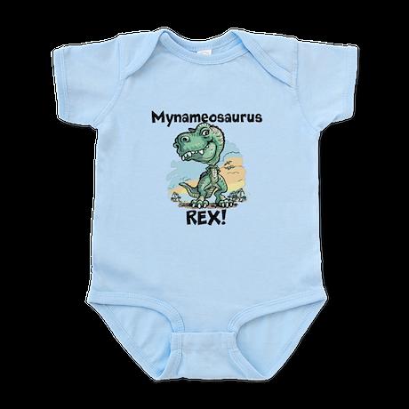 Personalizable Rex Infant Bodysuit