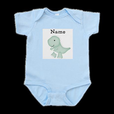 Personalizable T Rex Infant Bodysuit