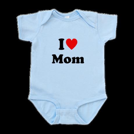 I Heart Custom TShirts Infant Bodysuit
