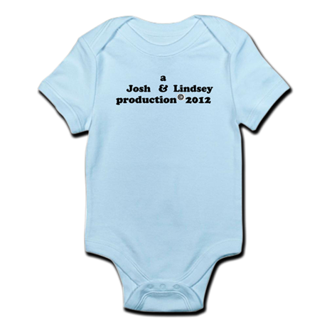 Baby Production 2012 Infant Bodysuit