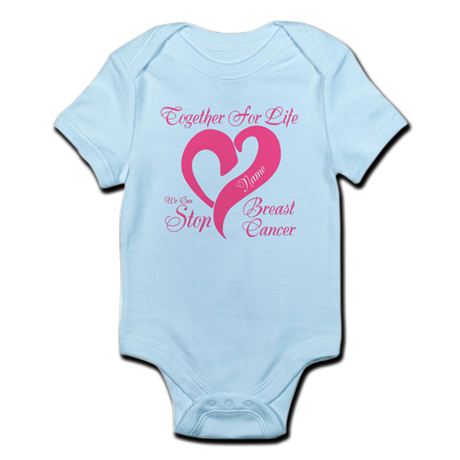 Personalize Front Infant Bodysuit