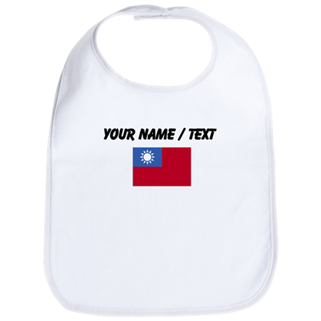 Custom Taiwan Flag Bib