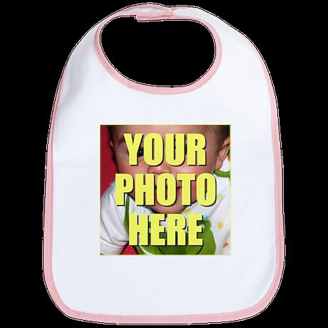Custom Photo Bib