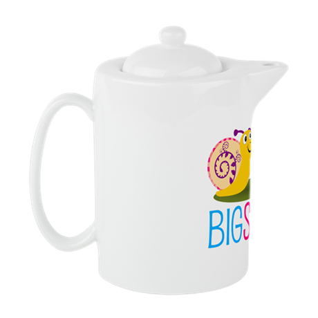 Add Name Big Sister Teapot